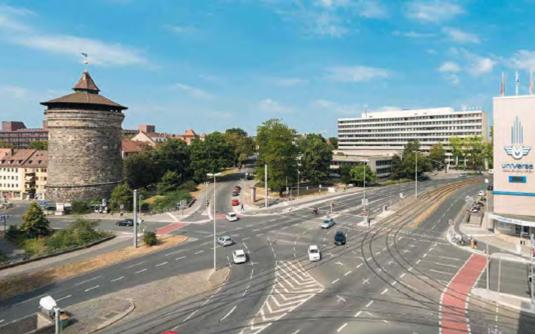 Neuer Auftrag im Dezember 2020 für die Planung der Versorgung am Evangelischen Campus in Nürnberg