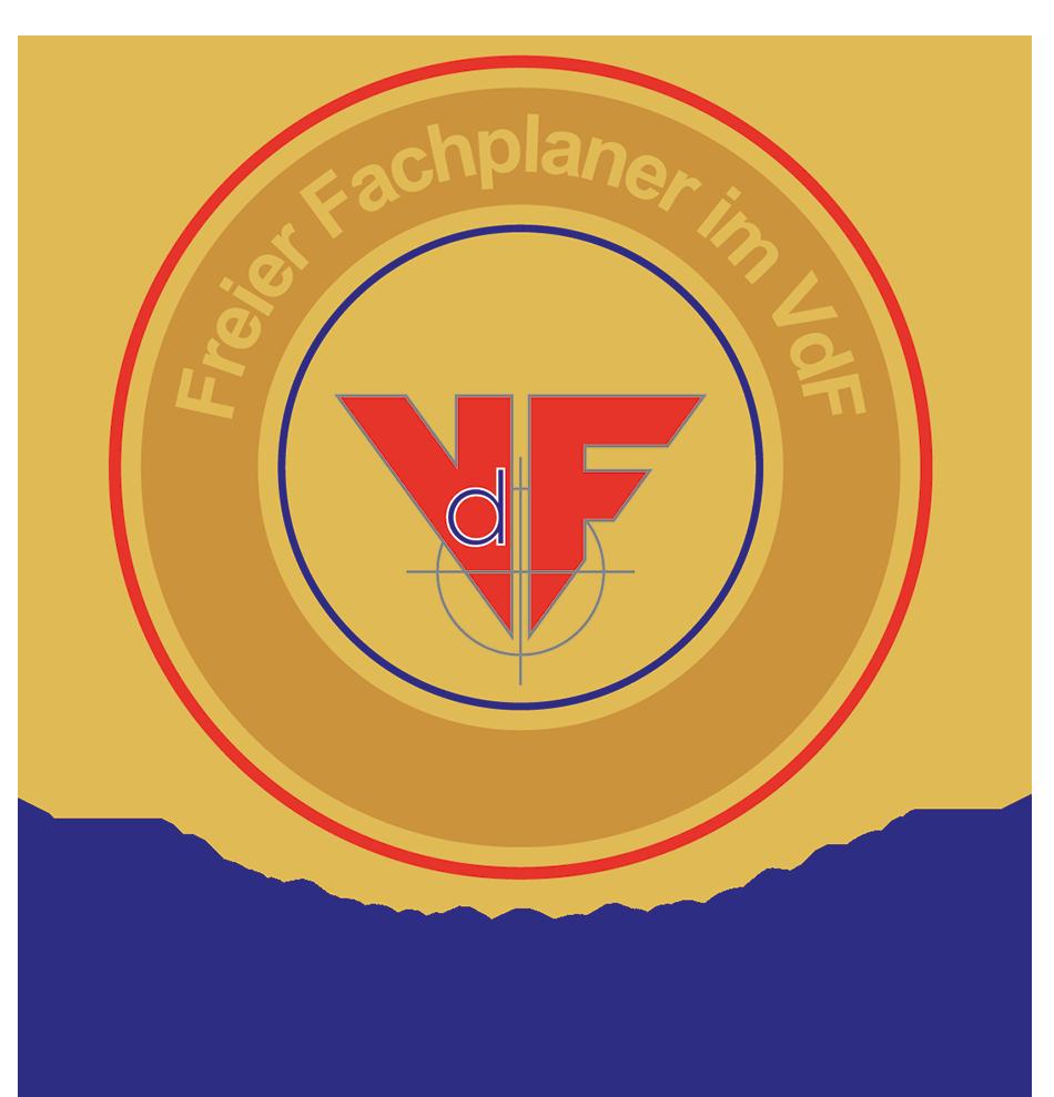 Hartmut Schneider ist Mitglied im Verband der Fachplaner