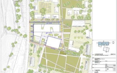 Neuer Auftrag für den Neubau der Realschule in Donaueschingen erhalten